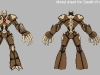 3rd robot_skull mech_ model sheet_colors2