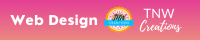 TNW creations for web design